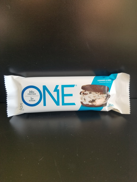 One Bar- Cookies and Creme