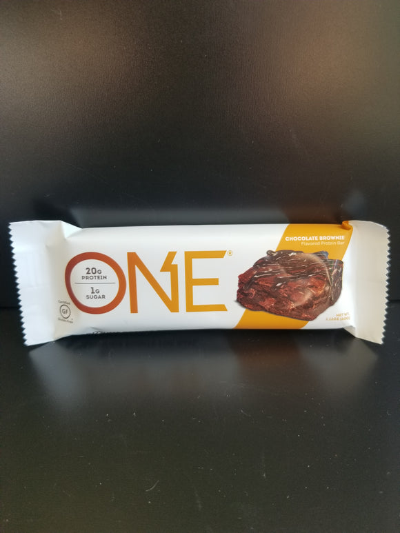 One Bar- Chocolate Brownie
