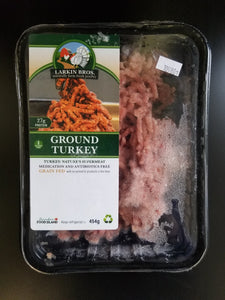 Larkin- Ground Turkey