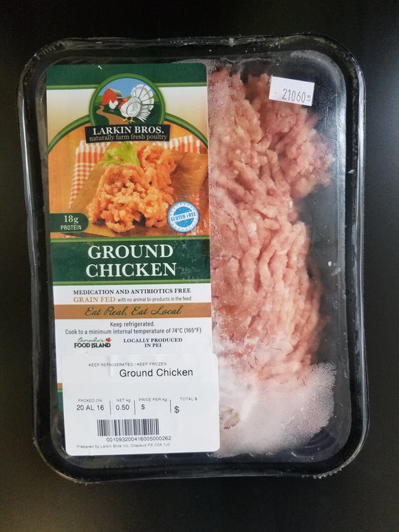 Larkin- Ground Chicken