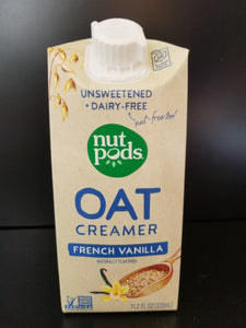 Nut Pods- Oat French Vanilla
