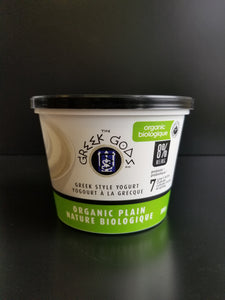 The Greek Gods- Organic Greek Yogurt