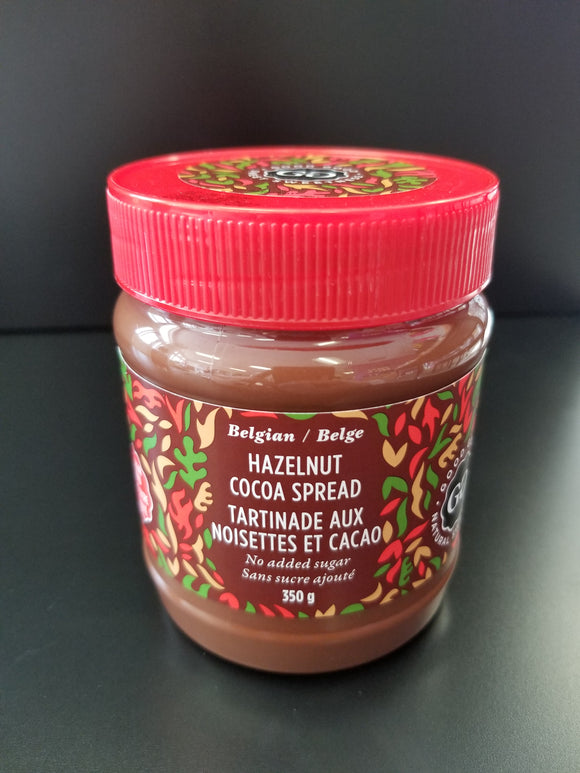 Good Good- Hazelnut Cocoa Spread