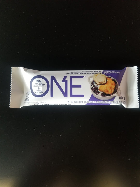 One Bar - Blueberry Cobbler