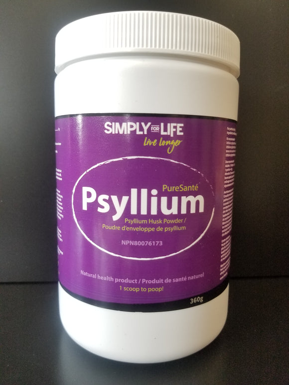 SFL- Psyllium Powder- Plain