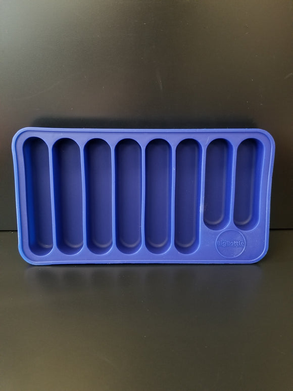 Big Bottle Company- Ice Cub Tray- Blue