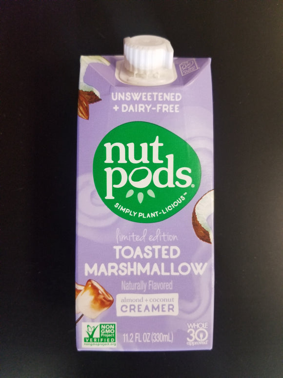 Nut Pods- Toasted Marshmallow
