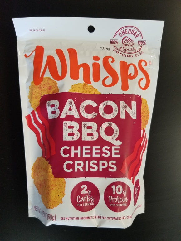 Whisps- Bacon BBQ