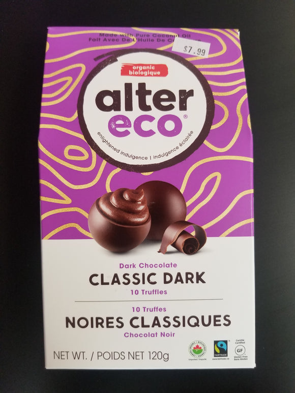 Alter Eco- Classic Dark Truffle