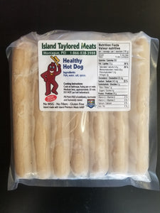 Island Taylored Meats- Sausages- Healthy Hot Dogs
