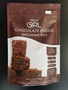 Farm Girl- Chocolate Fudge Brownie Mix
