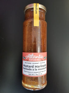 Atlantic Mustard Mill- Mustard Marinade