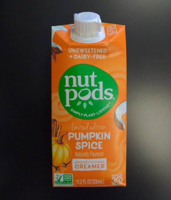 Nut Pods- Pumpkin Spice