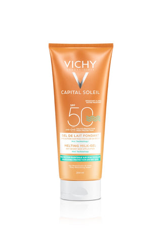 Vichy IDEAL SOLEIL Wet Technology SPF50 - SkinEffects Zwolle
