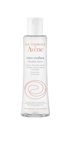 Avène Reiniger Micellaire lotion 200ml - SkinEffects Zwolle