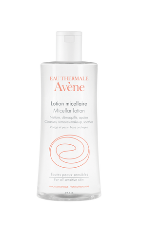 Avène Reinigers Micellaire lotion 400ml - SkinEffects Zwolle