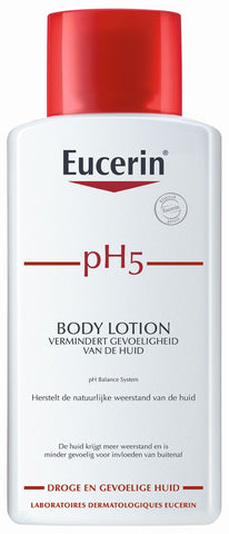 Eucerin pH5 Body Lotion 200ml - SkinEffects Zwolle