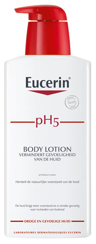 Eucerin pH5 Body Lotion 400ml - SkinEffects Zwolle