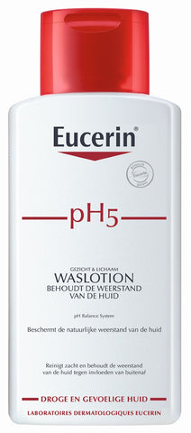 Eucerin pH5 Waslotion 200ml - SkinEffects Zwolle