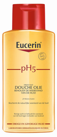 Eucerin pH5 Douche olie 200ml - SkinEffects Zwolle