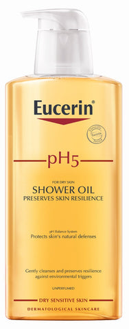 Eucerin pH5 Parfum vrije Douche Olie - SkinEffects Zwolle