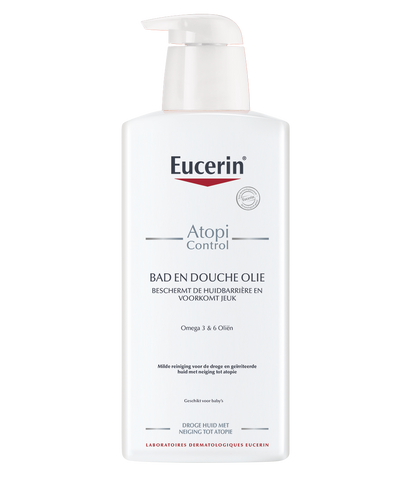 Eucerin AtopiControl Bad & Doucheolie - SkinEffects Zwolle
