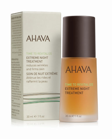 Ahava Extreme night treatment - SkinEffects Zwolle