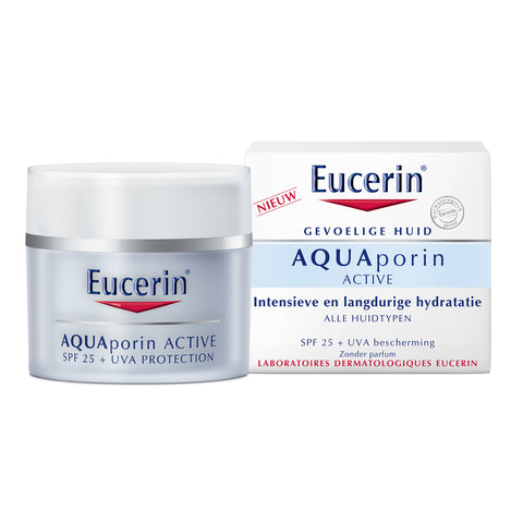 AQUAporin Active Hydraterende Crème SPF 25+ UVA - SkinEffects Zwolle