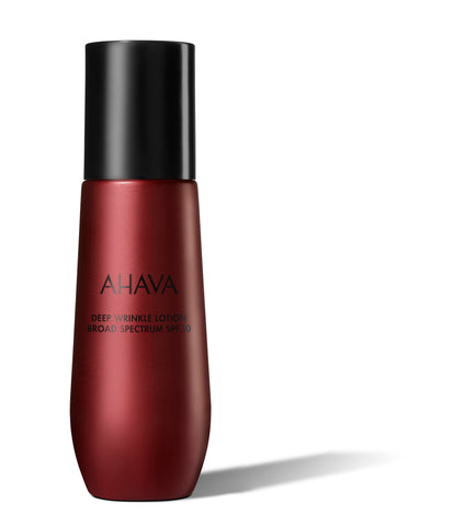 Ahava Deep wrinkle lotion SPF30 - SkinEffects Zwolle