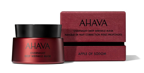 Ahava Overnight deep wrinkle mask - SkinEffects Zwolle