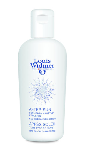 Louis Widmer After Sun Licht Zonder Parfum - SkinEffects Zwolle