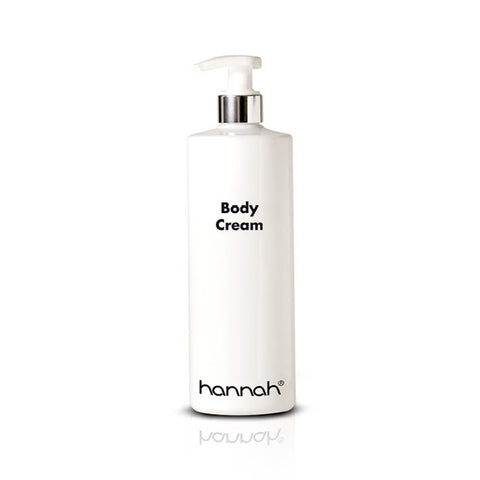 hannah Body Cream 500ml - SkinEffects Zwolle