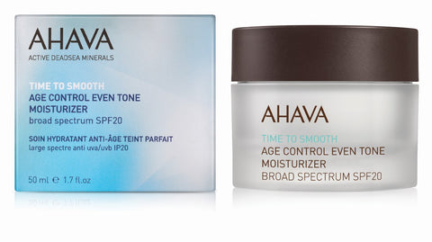 Ahava Age control even tone moist. SPF20 - SkinEffects Zwolle