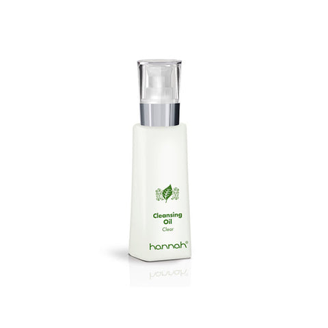hannah Cleansing Oil 125ml - SkinEffects Zwolle