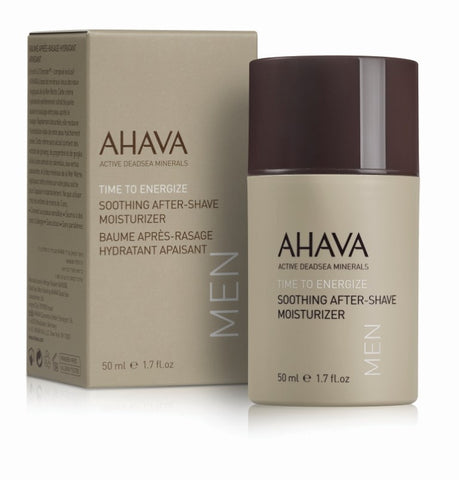 Ahava MEN Soothing after shave moist. - SkinEffects Zwolle