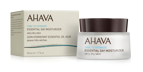 Ahava Essential day moist. (very dry) - SkinEffects Zwolle