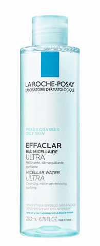 LRP Effaclar Micellair Water 200ml - SkinEffects Zwolle