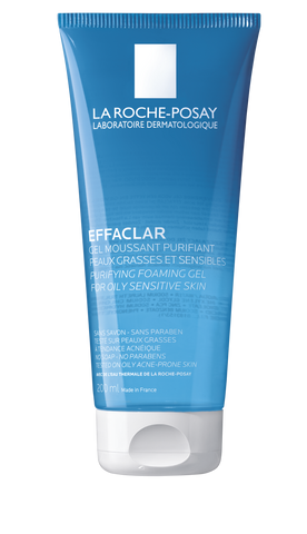 LRP Effaclar Zuiverende Gel 200ml - SkinEffects Zwolle