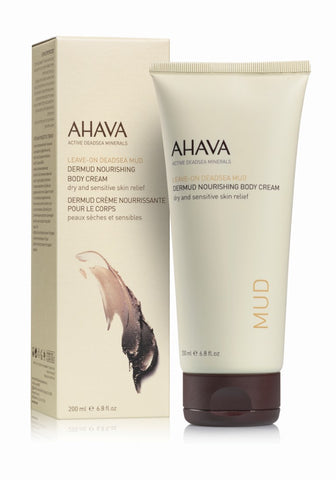 Ahava Dermud nourishing body cream - SkinEffects Zwolle