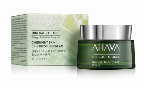 Ahava Mineral Radiance night cream - SkinEffects Zwolle