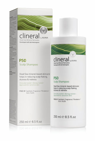 Ahava Clineral PSO Scalp shampoo - SkinEffects Zwolle