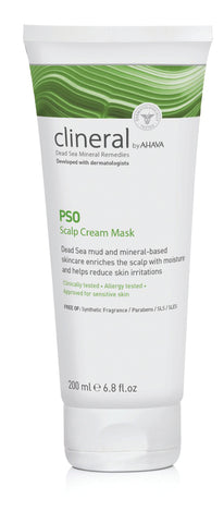 Ahava Clineral PSO Scalp cream mask - SkinEffects Zwolle