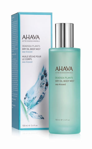 Ahava Dry oil body mist sea-kissed - SkinEffects Zwolle