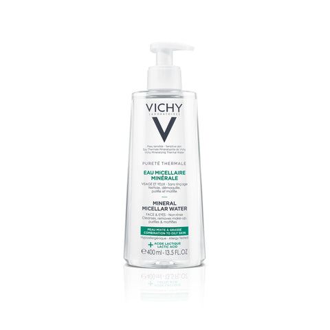 Vichy PT Mic. Water Gemende/VH 400ml - SkinEffects Zwolle