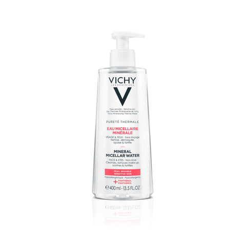 Vichy PT Micellaire Water GH 400ml - SkinEffects Zwolle