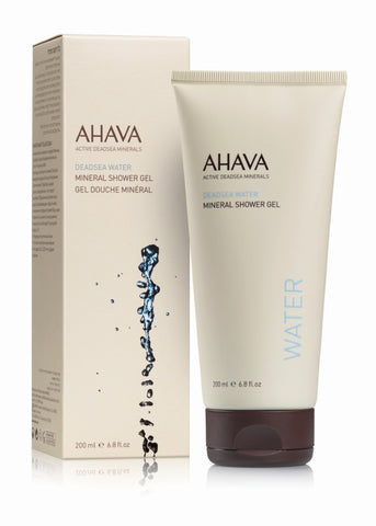 Ahava Mineral shower gel - SkinEffects Zwolle