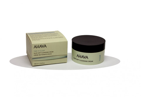 Ahava Silky-Soft Cleansing Cream - SkinEffects Zwolle