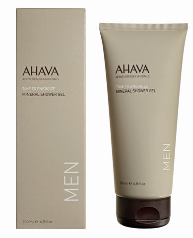 Ahava MEN Mineral shower gel - SkinEffects Zwolle