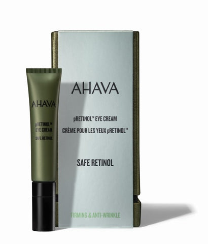 Ahava pRetinol Eye Cream Safe Retinol 15ml - SkinEffects Zwolle