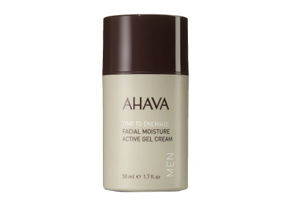 Ahava MEN Active moisture gel cream - SkinEffects Zwolle